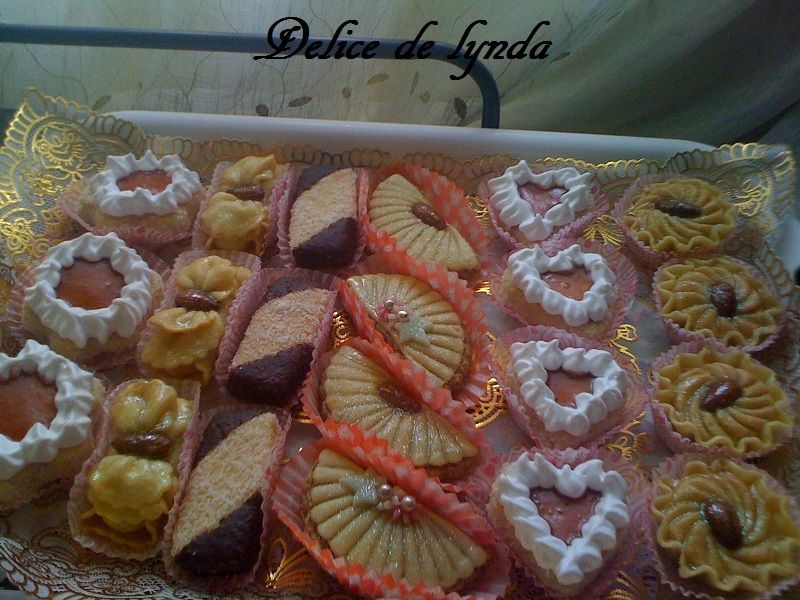 decoration gateau oriental